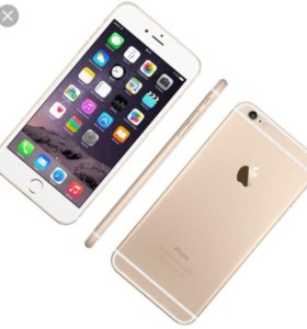 Apple iPhone 6s 64Гб, оригинал, золото