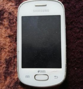 Samsung Galaxy star(GT-S5282)