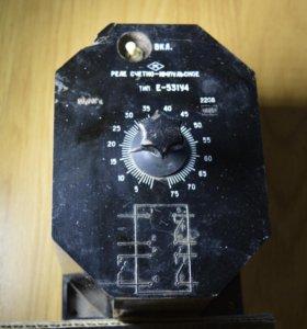 Реле счетно импульсоное Е-531у4, СССР