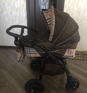 Дет.коляска 2 в 1-ом.Zippi