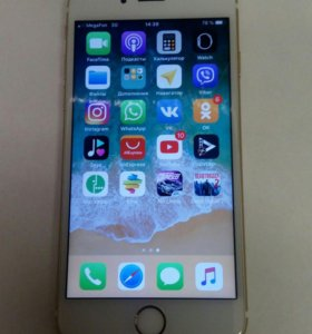 iphone 6s 32 g gold