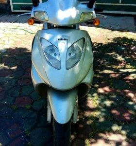 Мото - скутер