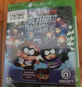 South Park: The Fractured but Whole на Xbox One
