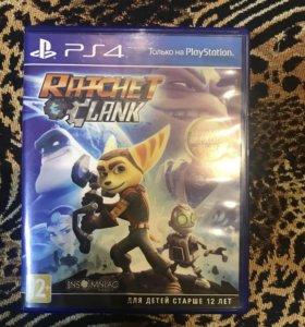 Ratchet & Clank на Ps4