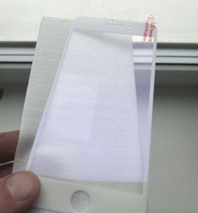 Стекло на 7+ белое