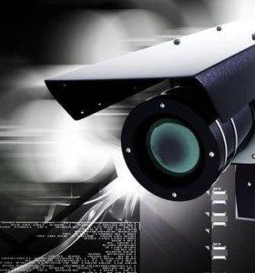 Системы безопасности. Видеонаблюдение.