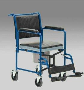 Ивалидная коляска с санитарным оснащением