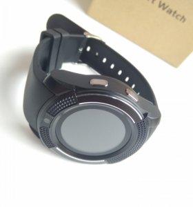 Умные часы smart watch V8 Новые!