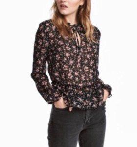 Новая блузка Н&М, 46 размер