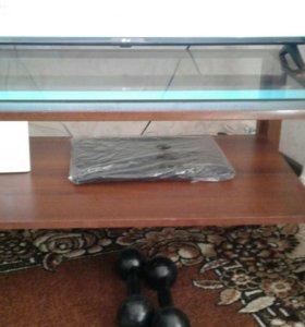 Журнальный стол-подставка под ТВ
