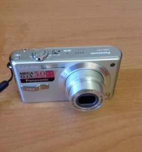 Фотоаппарат Panasonik LUMIX DMC FX7 Япония