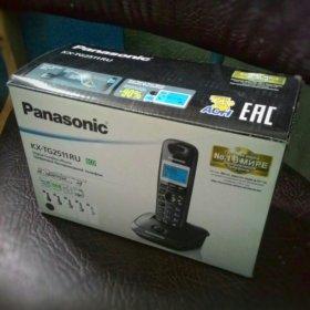 Радиотелефон новый Panasonic KX-TG2511