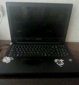Ноутбук lenovo g 505s