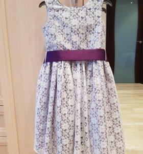 Платье нарядное 116 р-р