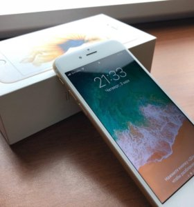 IPhone 6s 32 г Gold
