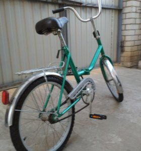 Велосипед складной дорожный