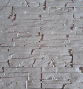 Декоративный камень Сланец (гипс)