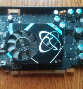 Видеокарта XFX 7800 GT