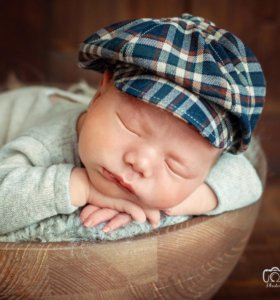 Новорожденных съемка