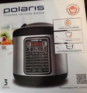 Мультиварка новая Polaris