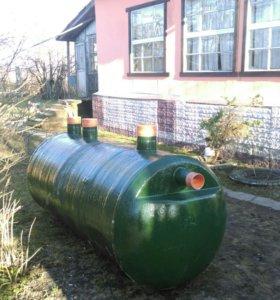 Септик канализация в Приозерске