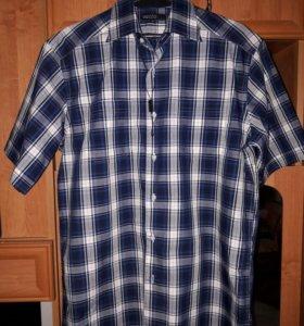 Новые рубашка+бейсболка