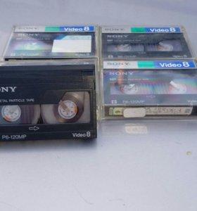 Видеокассеты для SONY