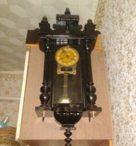 Старинные настенные часы (антикварные)
