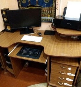 Компьютерный стол (д×ш×в)140×65×75