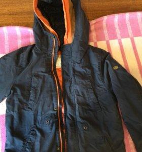 Куртка для мальчика 9-11 лет