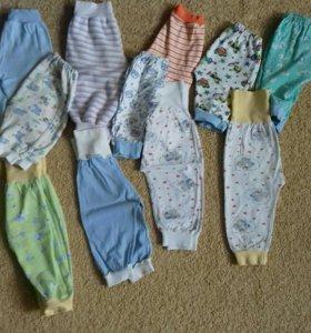 Пакет одежды на девочку 68, 74, 80
