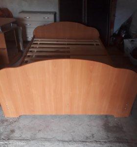 Кровать 2хспальная