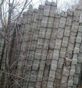 Б/у плиты стеновые,перекрытия и т.д.