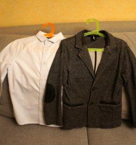 Пиджак Acoola. Размер 128.