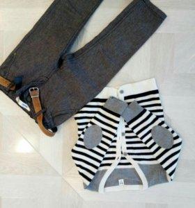 Комплект брюки+джемпер