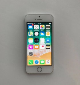 iPhone 5s, 32gb, silver