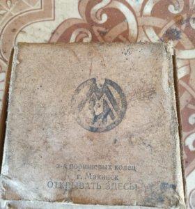 Кольца поршневые для Москвич 412