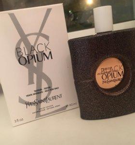 Black Opium Тестер Духи
