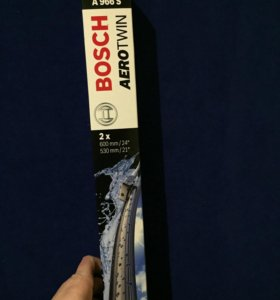 Дворники Bosch A966S