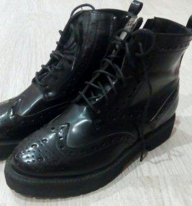 Новые ботинки36