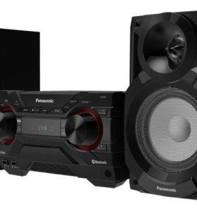 Музыкальный центр Mini Panasonic SC-AKX200E-K