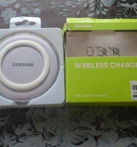 Беспроводное зарядное устройство для Samsung S6