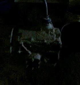 Коробка два колеса и гур на зил