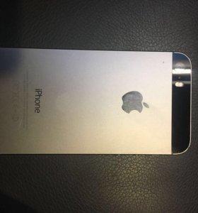 Iphone 5 s 16 gb ОБМЕН МОЖНО ОТПЕЧАТАК НЕ РАБОТА🔥