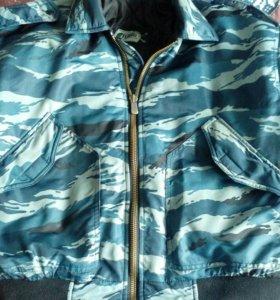 Куртка военная р. 52-56