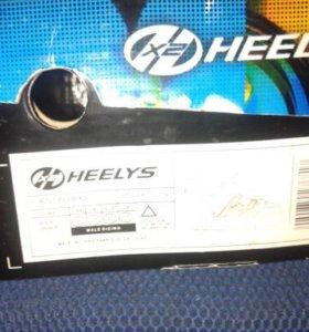 Роликовые кроссовки Heelys р.30