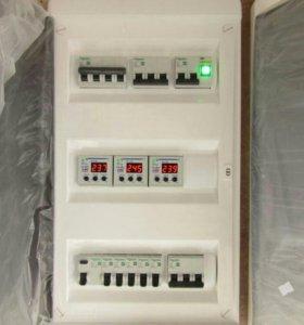 Качественный электромонтаж. Услуги электрика
