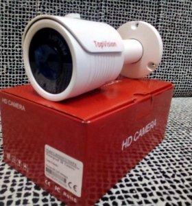 Камеры для видеонаблюдения AHD, IP и аналоговые.