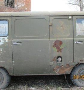 УАЗ 452, 1990