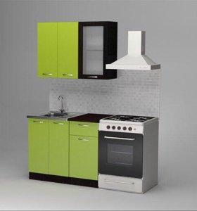 Кухонные гарнитуры мини 1000 мм